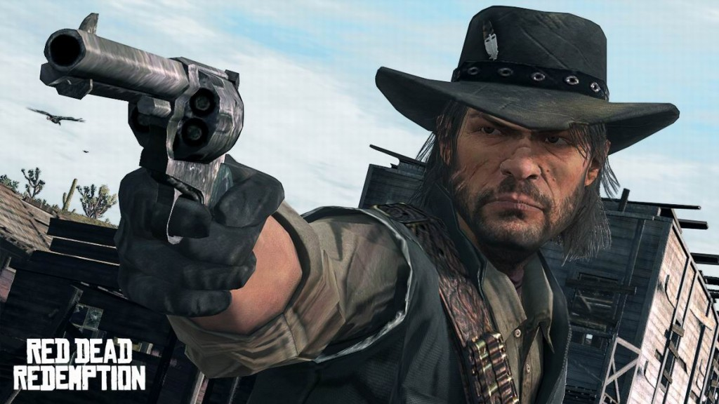Red dead redemption 4k xbox one x