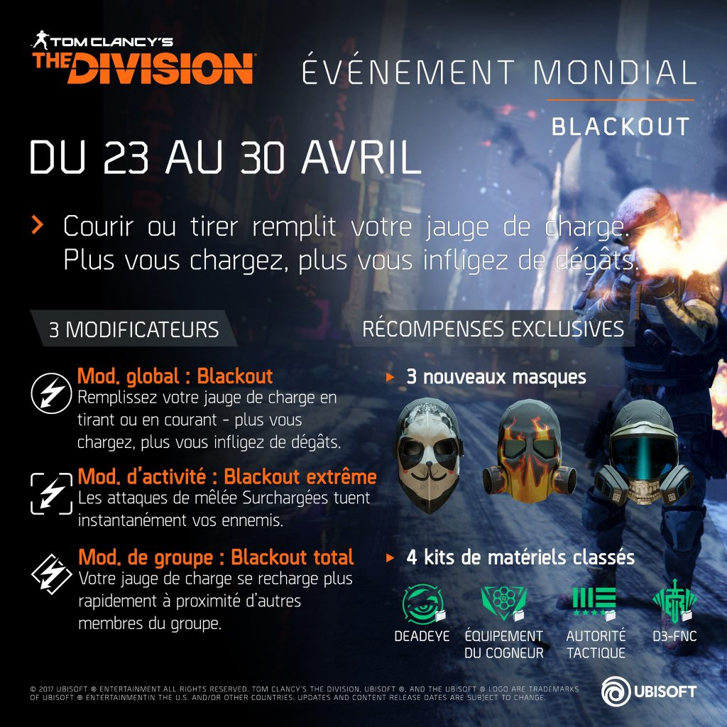 The division Blackout