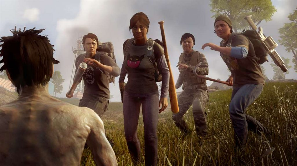 state of decay 2 configuration pc