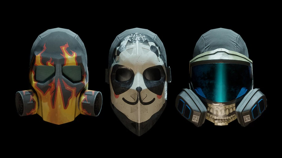 the division masques blackout