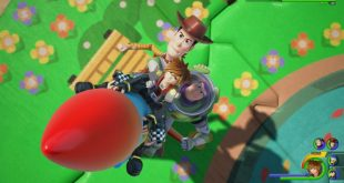 KingdomHearts3 toy story