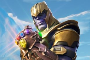 fortnite patch 4.1 thanos