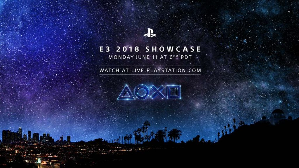 conference E3 Playstation