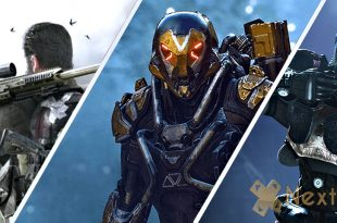 Anthem Destiny 2 renegats The Division sondage Next stage sondage