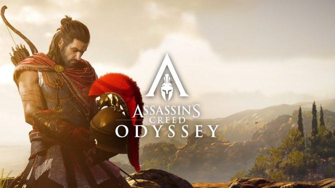 Assassins Creed Odyssey patch 1.0.3