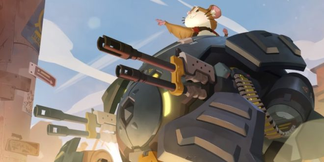 Overwatch hammond