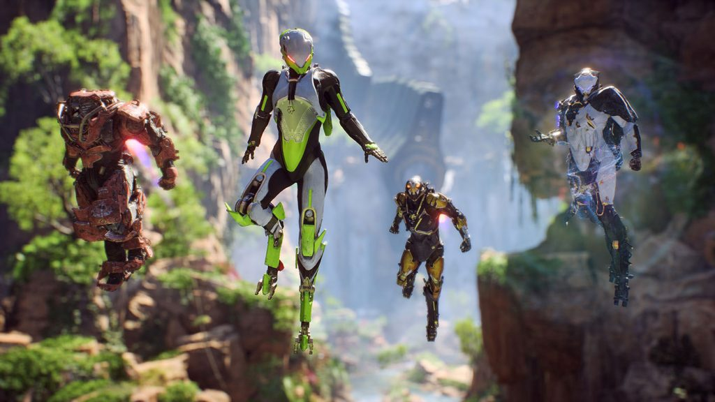 anthem stream juillet 2018