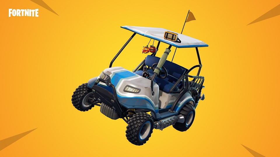 Fortnite voiture