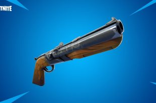fortnite fusil a pompe double