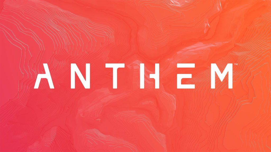 Anthem mise à jour 1.0.4.02 9 avril 2019