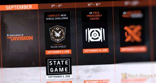 The division feuille de route