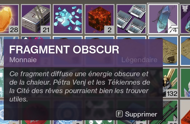 destiny 2 fragments obscurs