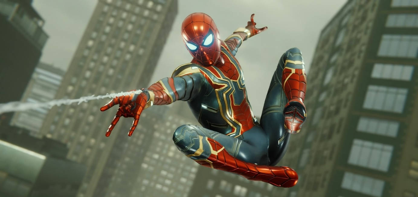 spiderman test review note avis