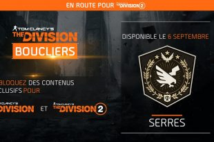 the division bouclier serre