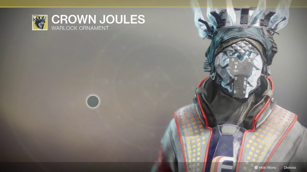 Destiny 2 Ornement Joules de la Couronne