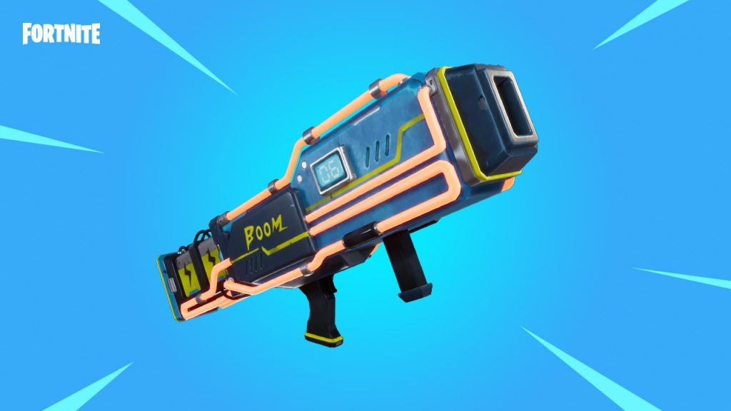 fortnite lanceur gaz noble