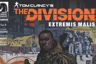 the division comics extremis malis