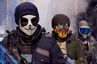 the division masque blackout