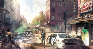 The division 2 dark zone ouest