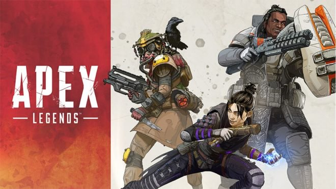 Apex Legends mise à jour 1.07