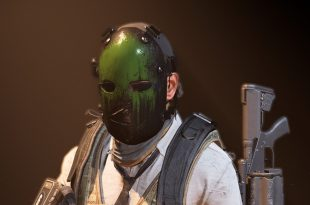 The Division 2 masque ghoule