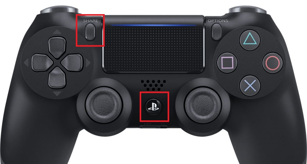 guide manette ps4 PC