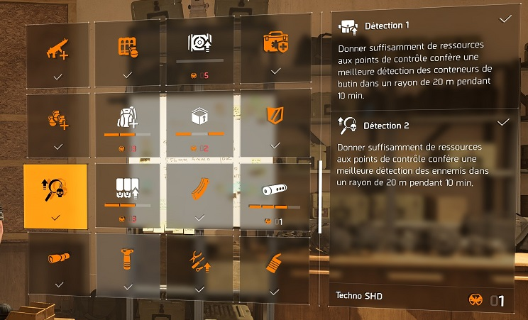 the division perk detection