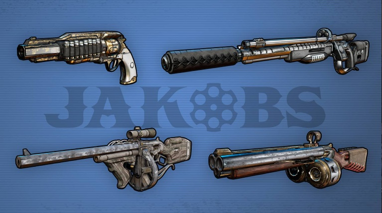 borderlands 3 Jakobs