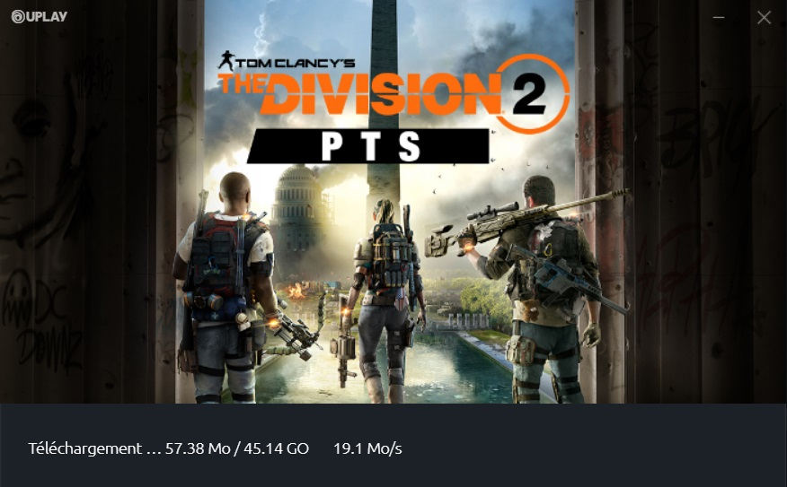the division installation pts