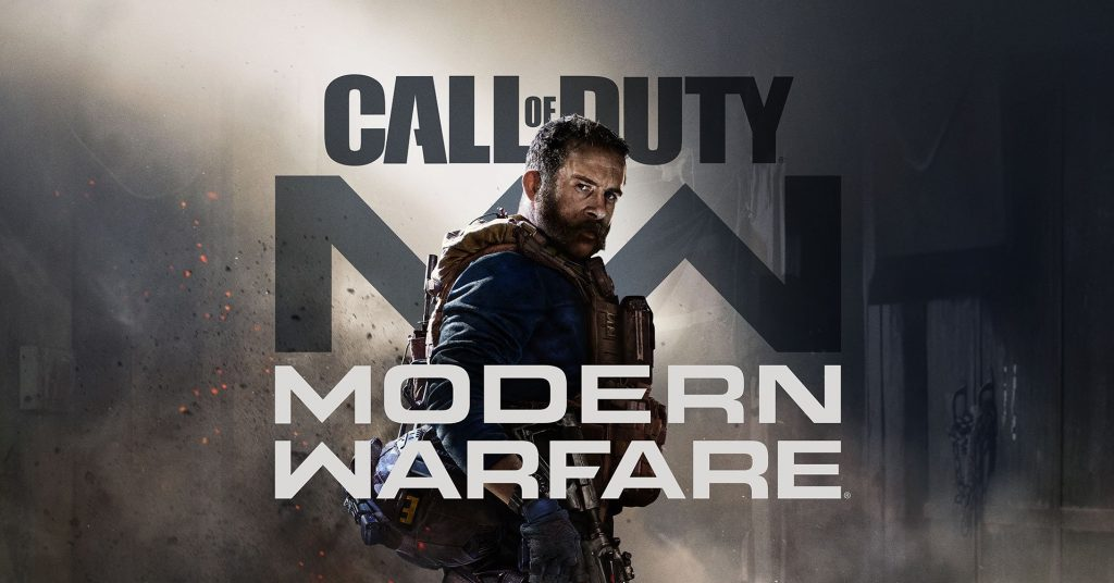 Call of Duty : Modern Warfare date sortie