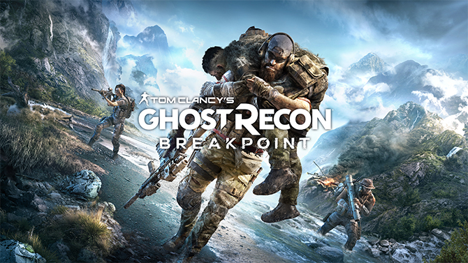 Ghost recon breakpoint gameplay e3