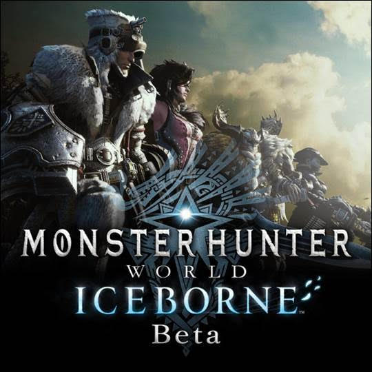 Monster Hunter World : Iceborn beta