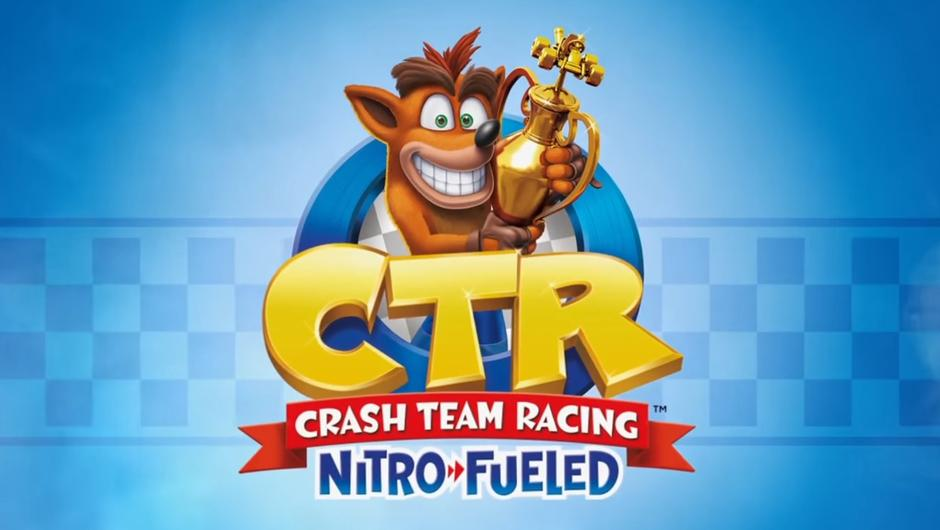 Crash Team Racing Nitro Fueled test