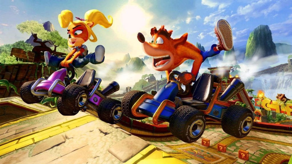 Crash Team Racing Nitro Fueled - Capture