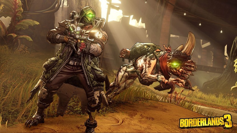 Borderlands 3 mise à jour 1.07