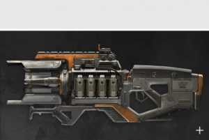 apex battle charge rifle
