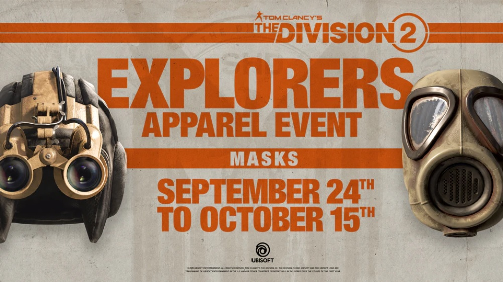 the division 2 explorateurs