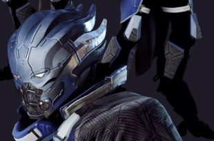 anthem armures mass effect asari