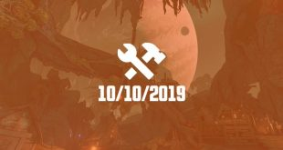 borderlands 3 hotfix 10 octobre