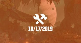 borderlands patch 18 octobre