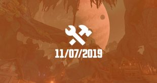 borderlands 3 hotfix 7 novembre
