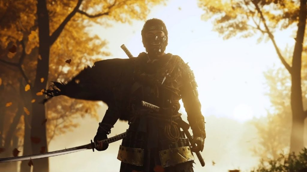 Ghost of tsushima test avis review note
