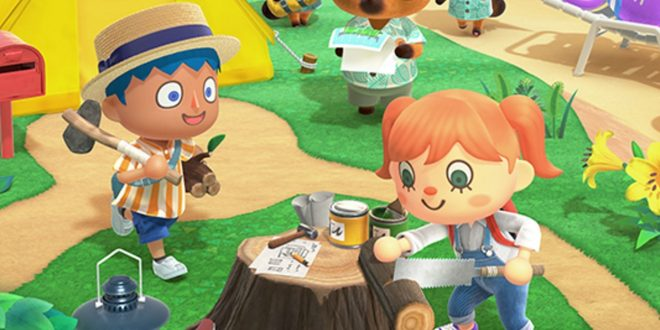Animal Crossing New Horizons : La mise à jour 1.2.1 disponible
