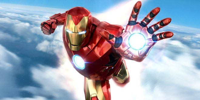 Marvel's Iron Man VR [TEST]