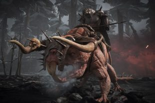 Remnant guide fleau alternateur