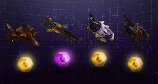Destiny 2 Pack 7 Twitch Prime
