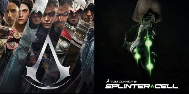 Assassin's Creed et Splinter Cell débarquent sur Oculus VR