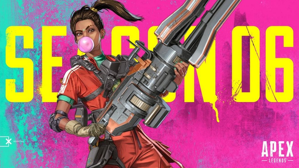 Apex Legends Armed And Dangerous