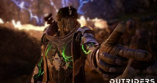 outriders armure Torrential Downpour technomancer