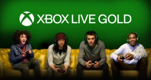 Xbox Game Live Gold